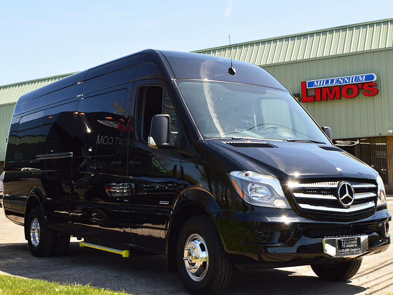 2015 cadillac escalade by party bus novi for Mercedes benz sprinter rental price